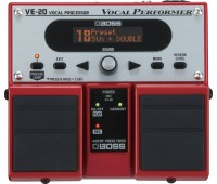 Вокальний процесор BOSS VE-20