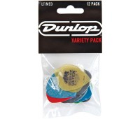 Медіатори DUNLOP PVP101 PICK VARIETY PACK LIGHT-MEDIUM