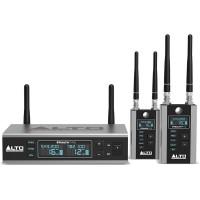 Радіосистеми для передачі аудіо