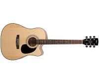 Електроакустична гітара CORT AD880CE (NAT)