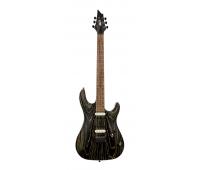 Електрогітара CORT KX300 Etched (Black Gold)