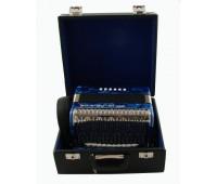 Кейс для акордеона WELTMEISTER Hard case 34/72 34/80